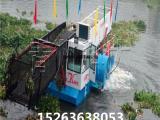 打捞水葫芦机器、水上漂浮物清洁船、湖面保洁船