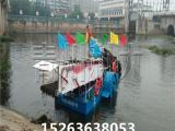河道水草清理船、水草收割机械、水面保洁船