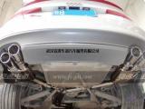 武汉汽车排气改装、宝马奔驰排气改装认准竞速车道、大型改装厂