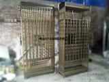 供应不锈钢酒架定制|拉丝青古铜-尚垚