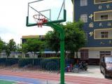 南宁固定式篮球架地埋式篮球架《南宁飞跃体育专营店》