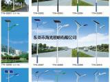 乡村LED太阳能路灯│4米/5米/6米太阳能路灯价格表/报价