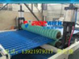 屋面树脂瓦设备 仿古琉璃瓦生产线