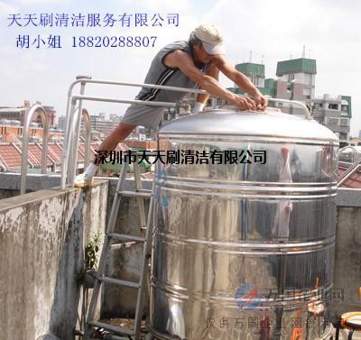 华富水池清洗 华富水池水箱清洗 专注水池水箱清洗服务