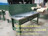不锈钢钳工台,钢板包面工作台,重型榉木工作台