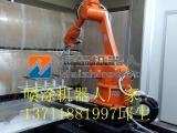 东莞海智机器人自动喷漆设备视频,涂装机械手公司制造商