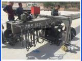 路邦机械SYKW-2000型混凝土路面悬轨式防滑大型刻纹机
