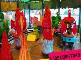 欢乐喷球车儿童游乐设备轨道火车厂家直销定制