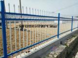 围墙铁栅栏 围墙铁栏杆 十一期间正常生产