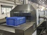 佛山耐用型汽配周转箱喷淋清洗机 连续式自动清洗机厂家
