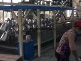 不锈钢水壶自动清洗机 悬挂式快速除油除蜡超声波清洗机
