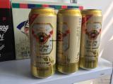 11.5°原浆白啤易拉罐啤酒
