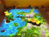 淘气堡,3D投影互动游戏