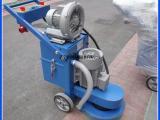 路邦机械GX-600水泥地面四盘十二磨头研磨翻新机