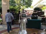 大白迎宾营销2代机器人出售租赁厂家直销可供酒店餐厅典礼