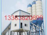 郑州锦恒机械HZS60混凝土搅拌站
