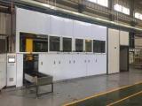 工业用全自动镀膜玻璃超声波清洗机 去水印自动清洗机厂家