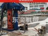 型钢桩拔桩原理 工法拔桩设备技术分析