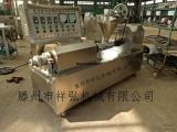 祥弘专业生产大豆蛋白挤出机 全自动不锈钢豆皮机 豆耳机