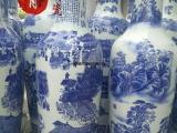 景德镇陶瓷1.2米—2.0米青花落地大花瓶厂家直销客厅摆件