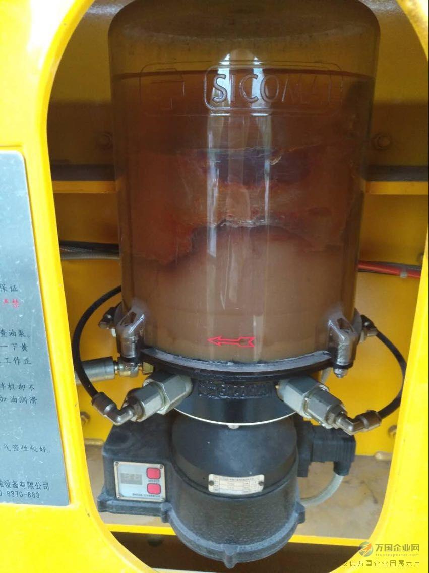 仕高玛数显黄油泵