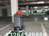 自动洗地车解放清洁手工化!