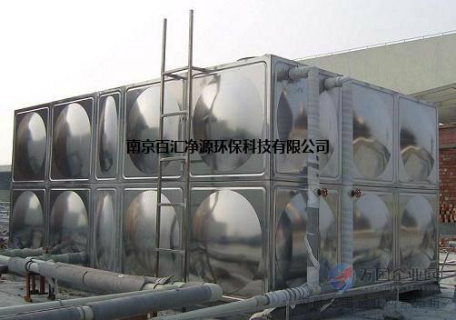 南京百汇净源品牌不锈钢承压水箱