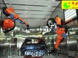 玩具喷漆机械手 塑胶喷涂机器人 纸类布类喷漆机械手