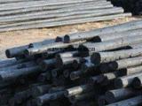 加工定制油炸杆木质电线杆生产厂家优质木材油木杆批发