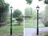 健开商贸定制庭院灯灯头LED户外小区路灯杆3米路灯