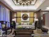 沈阳深航翡翠城120平3.6万新古典风格装修案例