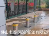供应公园半自动升降柱,车站防撞伸缩路桩,小区手动升降阻车桩