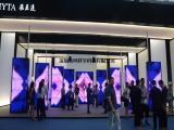 深圳展会活动电视墙|液晶拼接屏出租价格