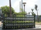 建筑围墙护栏、深圳院墙栏杆制作安装厂家