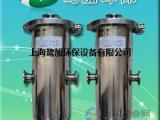 上海鹭加CS10*DN100不锈钢卡箍式汽水分离器