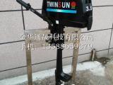通晟TWINSUN 两冲程3.5马力水冷汽油船挂机