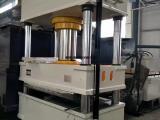 供应315T四柱三梁液压机 压印机 不锈钢大门压花机