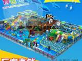 淘气堡儿童乐园厂家大型室内设备新型儿童游乐场设施闯关游乐场