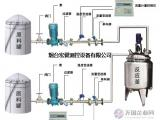 氨水定量加料计量系统 氨水定量装桶设备