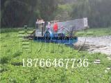 水草割草船一款新式收集打捞水葫芦高效机械