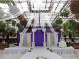 玻璃PC阳光板生态园餐厅温室大棚建设厂家