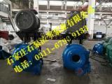 石家庄胶泵厂,就选石泵渣浆泵业