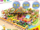 淘气堡室内儿童乐园游乐场新款大小型游乐园设备拓展闯关亲子乐园