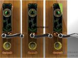 半导体识别智能指纹锁YQ-18