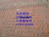 楼梯钢丝绳护栏 楼梯不锈钢丝绳防护网 楼梯钢丝绳网