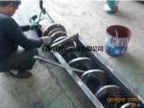不锈钢有无轴螺旋输送混凝土料提升机叶片绞龙吊轴承