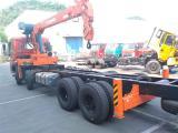 振翔随车吊东风特商前四后八配石煤12吨吊机