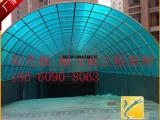 阳光花卉房耐力空心板10mm蜂窝型透明阳光板通道出入口专用