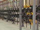汽车铝轮毂喷油生产线 汽车大小零配件涂装设备生产制造