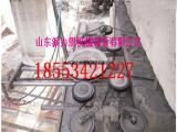 吉林敦化液压绳锯机施工准备与安全防护